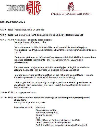 Zinātne Latvijas tautsaimniecībā