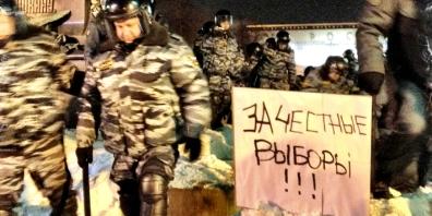 Ziņas no Krievijas: frontes otrā pusē