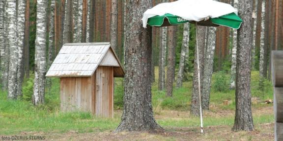Kā sabiedrība izglāba mežu
